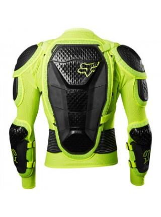 Моточерепаха Fox Titan Sport Jacket Fluo Yellow S