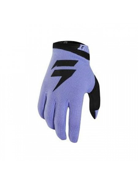 Мотоперчатки SHIFT Whit3 Air Glove Purple M (9)