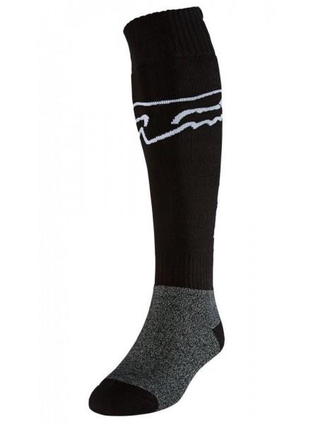 Мото шкарпетки FOX FRI THIN REVN SOCK Black Large