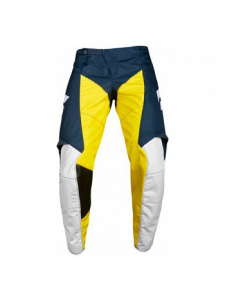 Мотоштаны Shift Whit3 Label GP LE Pant Navy Yellow 34