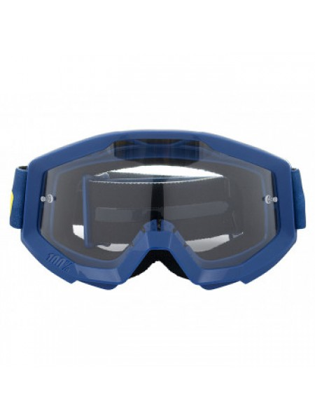 Мотоочки 100% Strata Moto Goggle Hope - Clear Lens