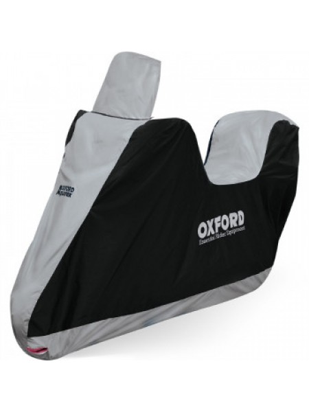 Моточехол Oxford Aquatex Highscreen TopBox Scooter Cover