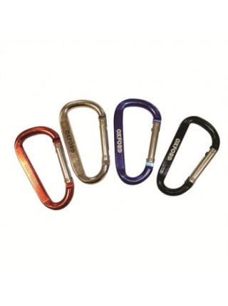 Карабін для ключів Oxford Carabiner Black