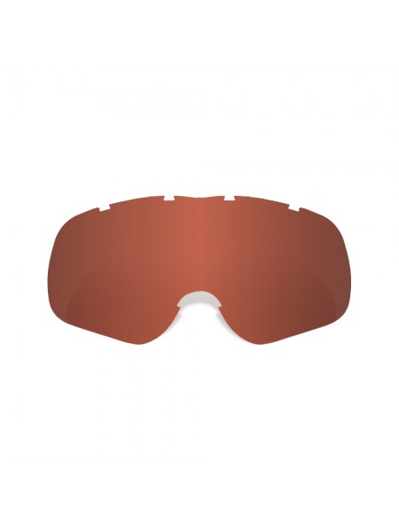 Змінна лінза Oxford Fury Red Tint Lens