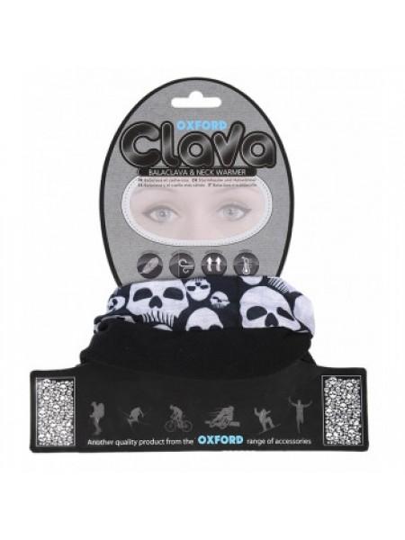 Подшлемник Oxford Clava Skulls
