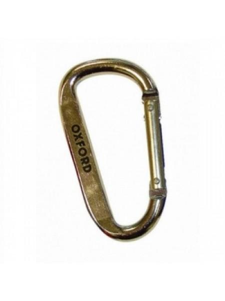 Карабин для ключей Oxford Carabiner Silver