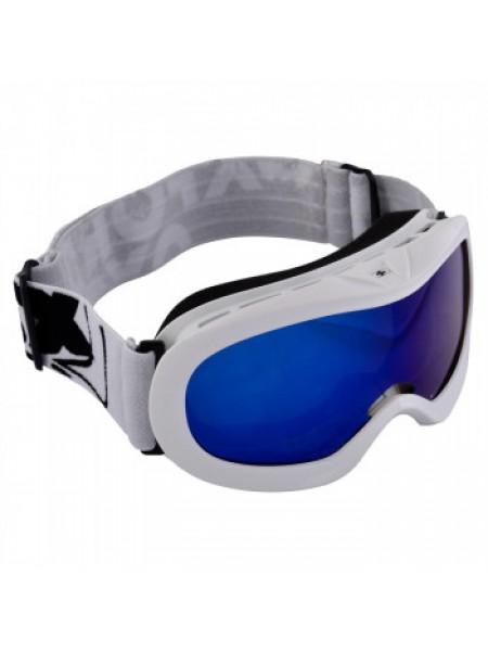 Кроссовая маска Oxford Fury Junior Goggle Glossy White