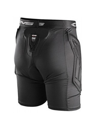 Защитные шорты EVS TUG Riding Short - Padded Black 2XL