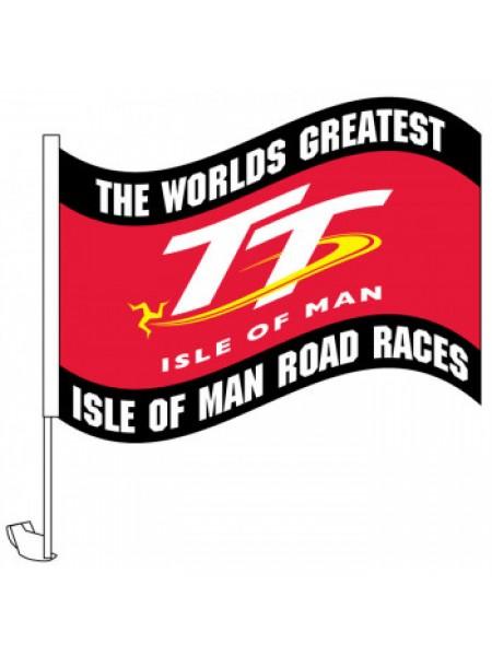Флаг IomTT Car Flag 12TTCARF