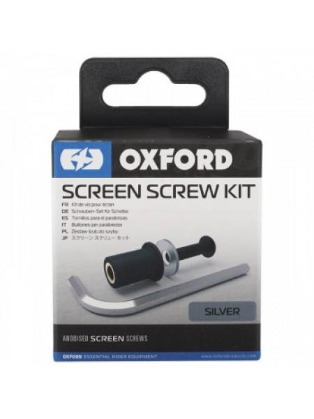 Гвинти для вітрового скла Oxford Screen Screw Silver
