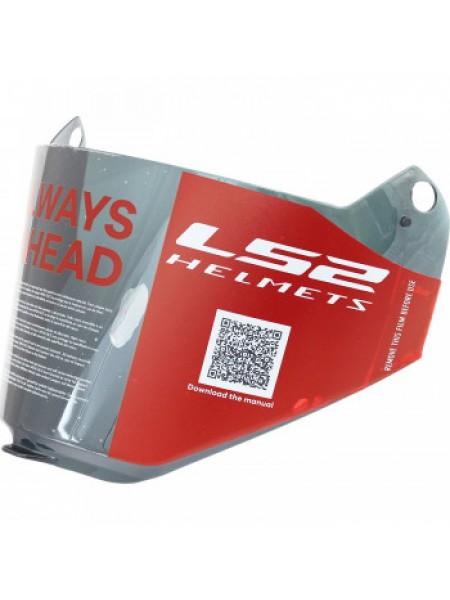 Визор для мотошлема LS2 MX436 Light Tinted