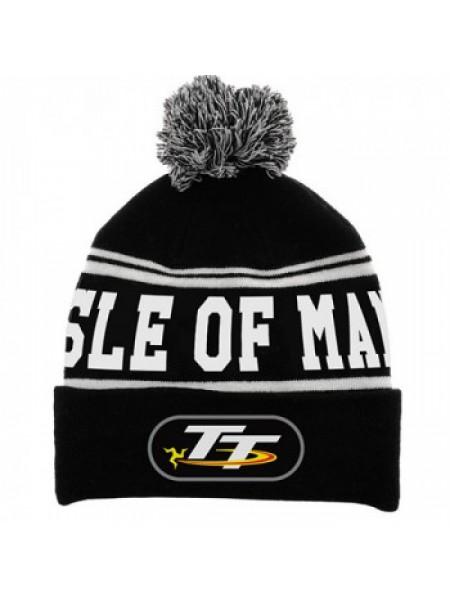 Шапка IOMTT TT Bobble Hat Black