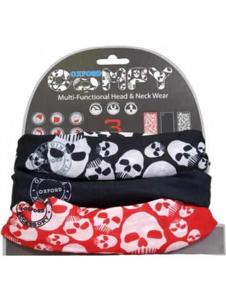 Баффі Oxford Comfy Skulls