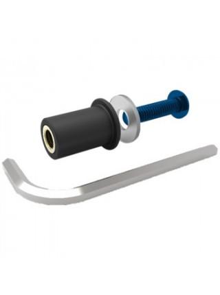 Гвинти для вітрового скла Oxford Screen Screw Blue