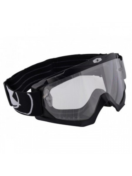 Кроссовая маска Oxford Assault Pro Goggle Matt Black
