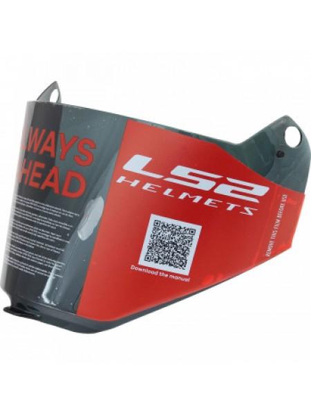 Визор для мотошлема LS2 MX436 Tinted