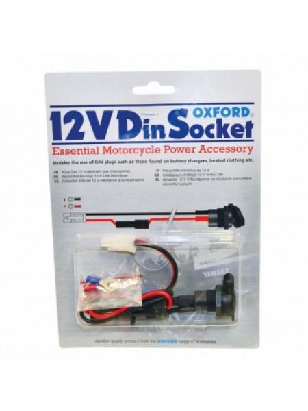 Роз'єм Oxford 12V Din Socket