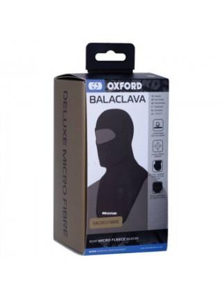 Балаклава Oxford Deluxe Balaclava Micro Fleece Black
