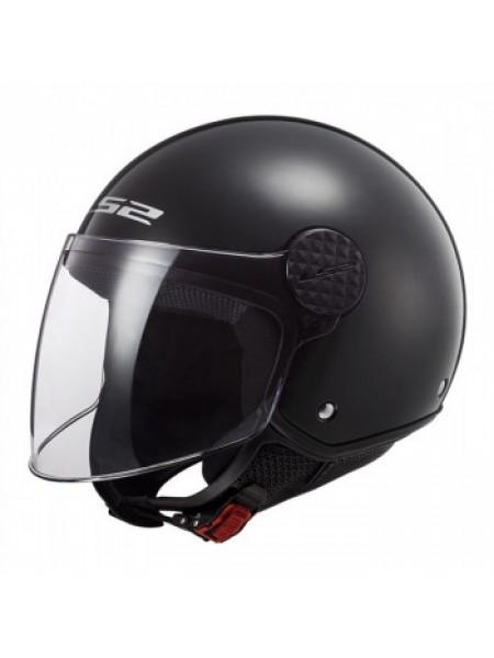 Мотошлем LS2 OF558 Sphere Gloss Black
