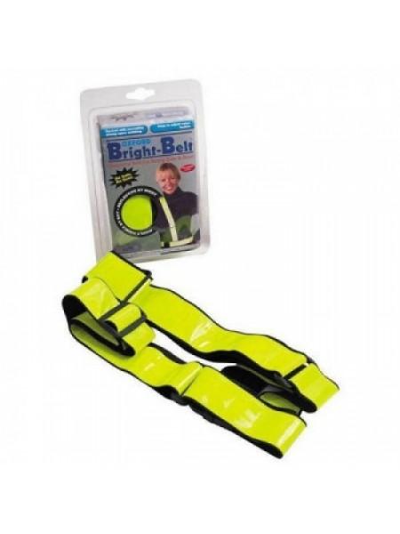 Світловідбиваючі ремені Oxford Bright Belt Yellow L