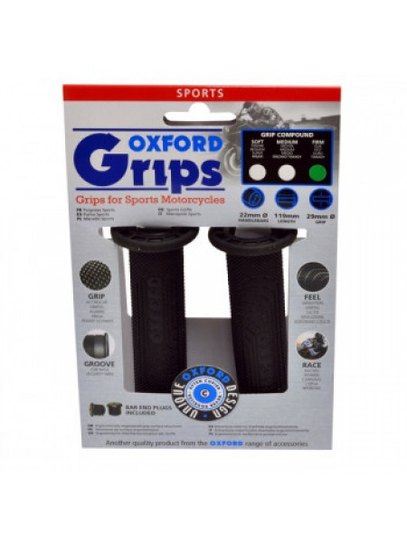 Моторучки Oxford Grips Sport Firm