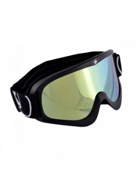 Кроссовая маска Oxford Fury Goggle Matt Black