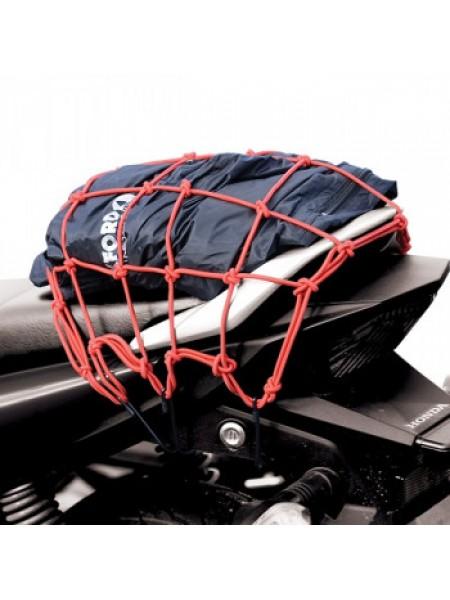 Багажная сетка Oxford Cargo Net Red