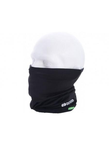 Универсальный головной убор Oxford Cotton Black
