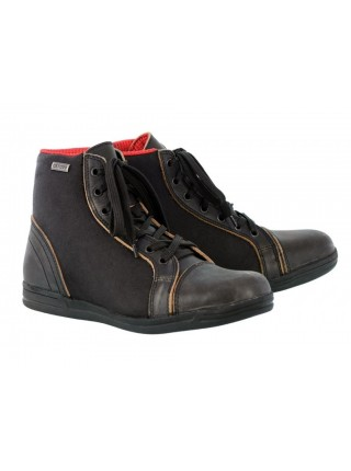 Мотоботы Oxford Jericho MS W-proof Stealth Black UK 10 (44)