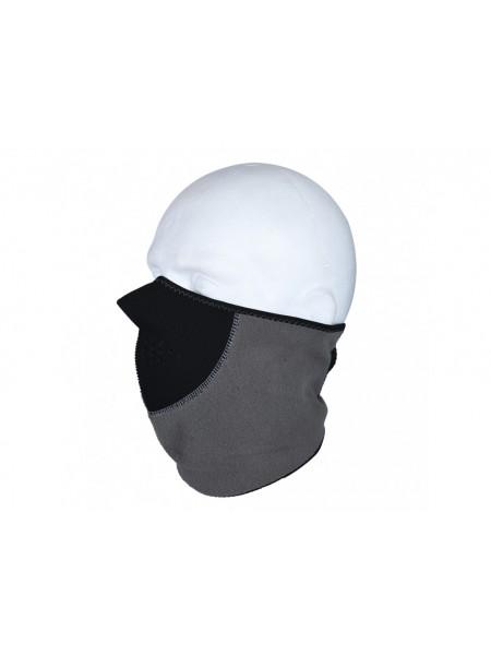 Полулицевая маска Oxford Toasty Black-Grey