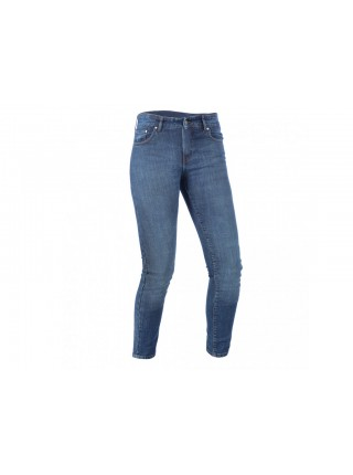 Мотоджинсы Oxford Hinksey WS Jean Echo Short Blue 8