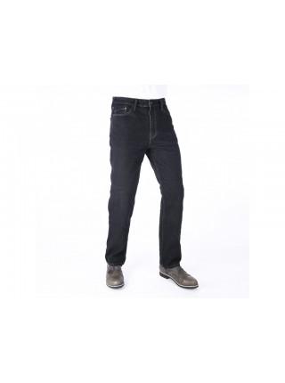 Мотоштани Oxford Jean Straight MS Blk L 30