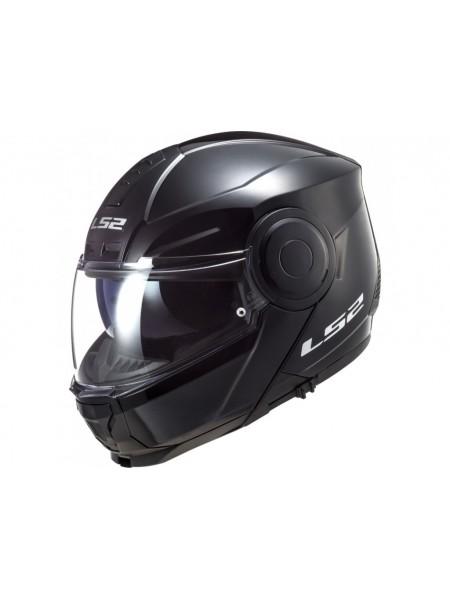 Мотошлем LS2 FF902 Scope Solid Gloss Black S