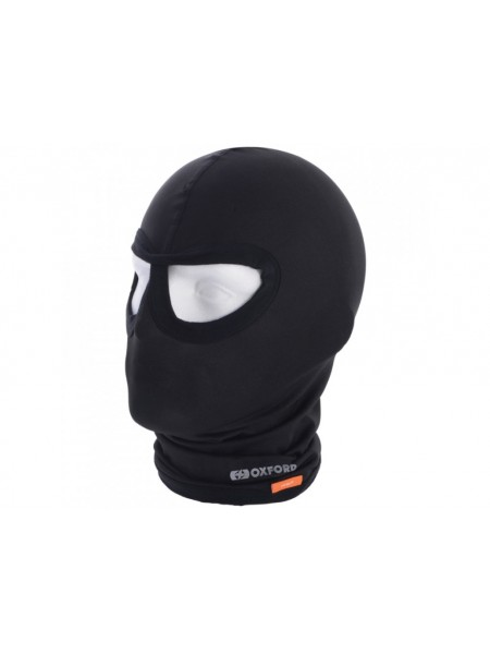 Балаклава Oxford Balaclava Eyes Lycra Black