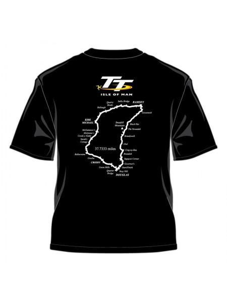 Футболка Isle of Man TT 2016 Bruce Anstey Superstock T-shirt
