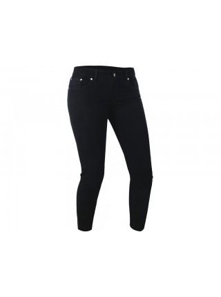 Мотоджинсы Oxford Hinksey WS Jean Jet Short Black 8
