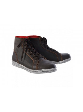 Мотоботы Oxford Jericho MS W/proof Boots Brown 44