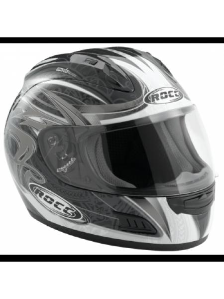 Мотошлем Rocc 300 Grey