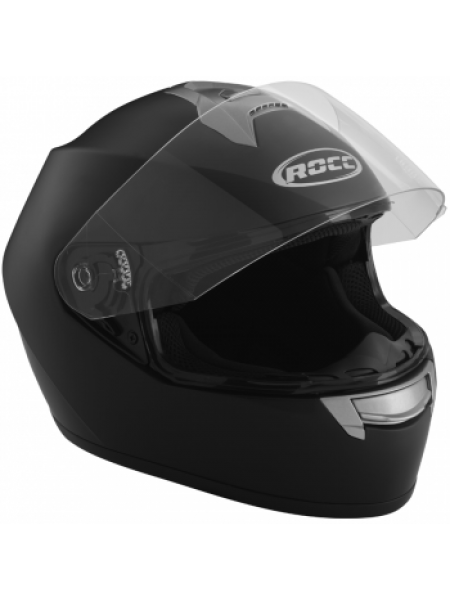 Мотошлем Rocc 360 Matt Black XL