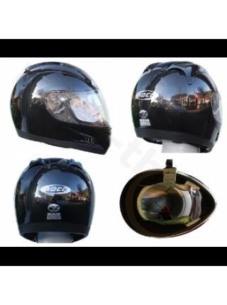 Мотошлем Rocc 300 Uni Black Metallic