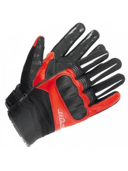 Мотоперчатки Buse Open Road Evo Black-Red